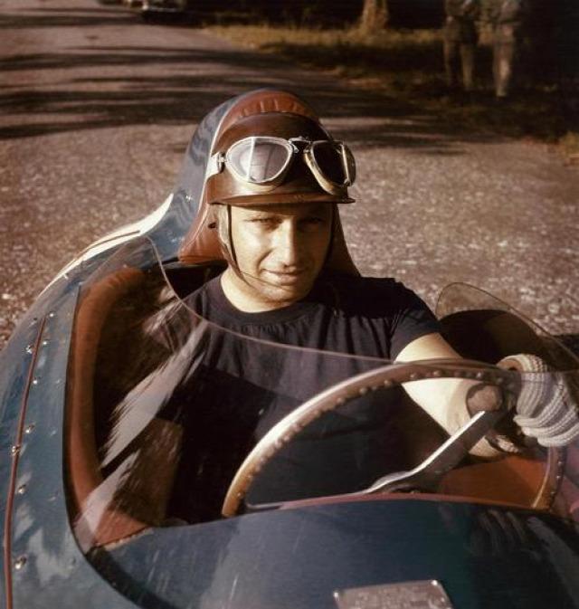 Fangio  1958