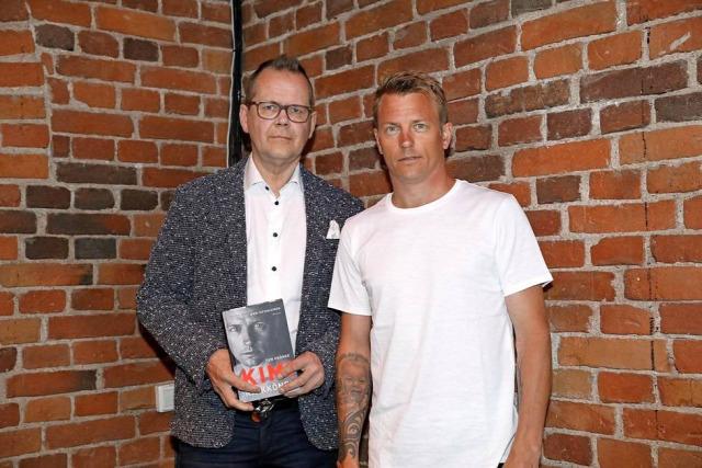 Kari Hotokainen Kimi Räikkönen