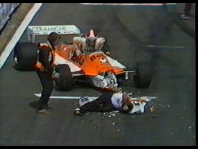1981 Zolder Reutemann Giovanni Amadeo Arrows Osella Dave Luckett Ferrari  Bahrein