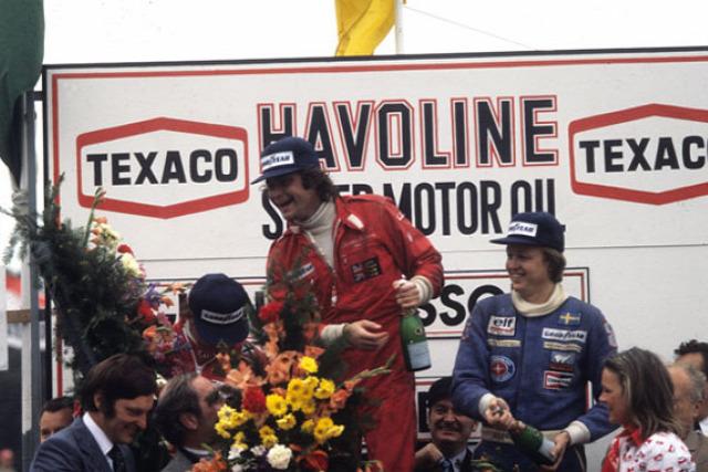 Svéd Nagydíj Gunnar Nilsson Ronnie Peterson  Anderstorp Lotus Colin Chapman 1978
