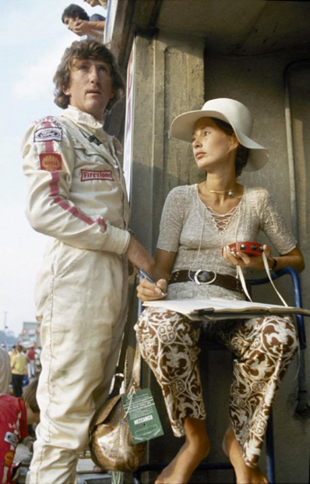 Jochen Rindt Lotus Monza 1970 Olasz Nagydíj