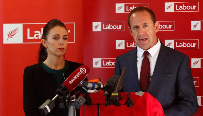 Jacinda Ardern Új-Zéland  miniszterelnök politika Ed Sheeran starlight
