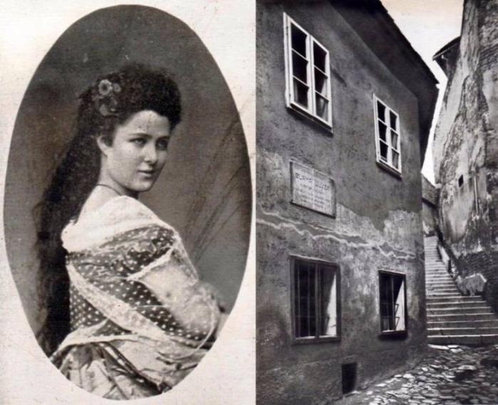 Blaha Lujza Reindl Ludovika Kölesi Lujza a nemzet csalogánya Jókai Mór Ady Endre kultúra starlight