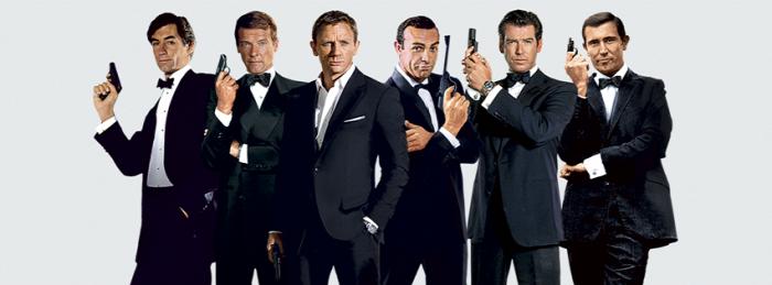 James Bond Daniel Craig Sean Connery Timothy Dalton Pierce Brosnan Vesper Martini koktél táplálkozás test film mozi