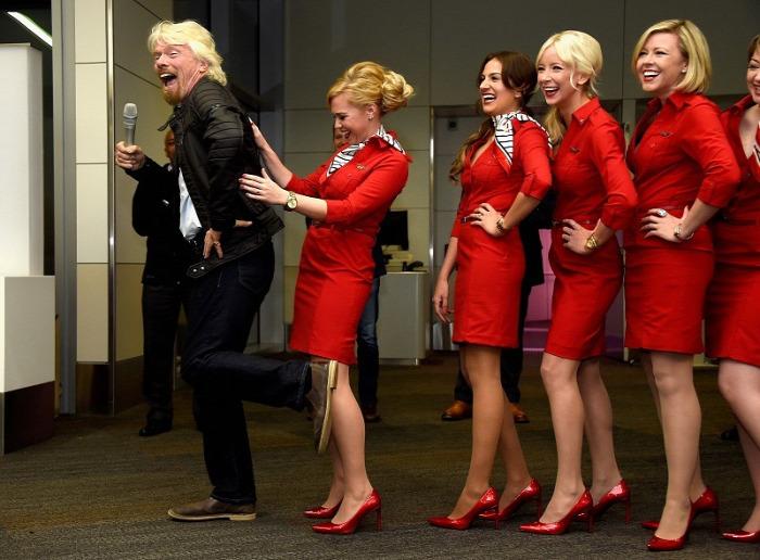 Sir Richard Branson Virgin Group Virgin Atlantic Airways Virgin Galactic Necker starlight true story igaz történet