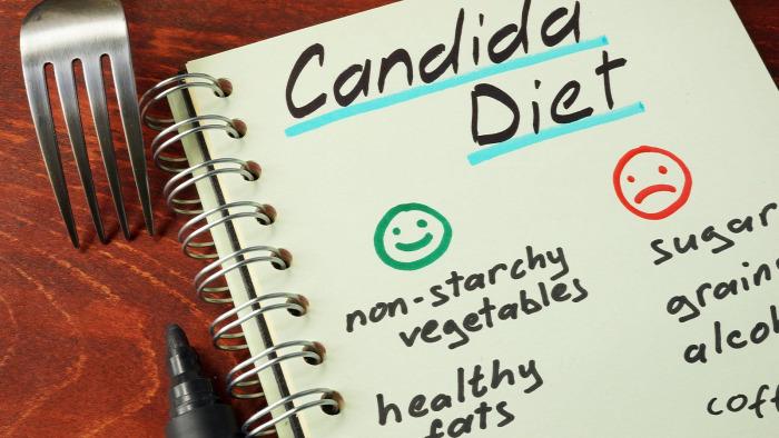 egészség Candida kandidiázis Candida-diéta Ihász Katalin dietetikus szakértő test táplálkozás tünetek