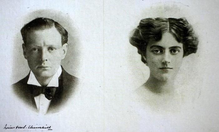 történelem history Winston Churchill Clementine Churchill házasság kapcsolat lélek sztárok starlight test