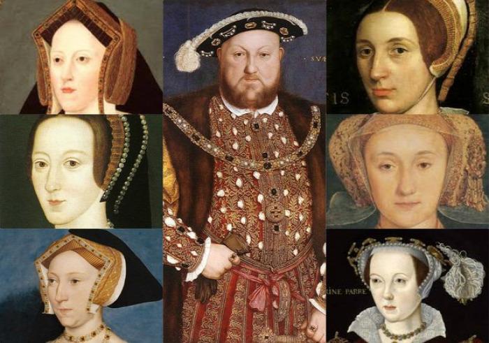 VIII. Henrik feleségei - 6 nő, 6 asszonytípus: te kire ...
