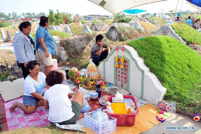 Halottak napja Mindenszentek népszokások hagyományok Mexikó Kína Quingming-ünnep