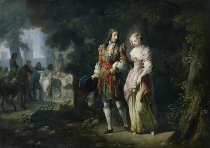történelem XIV. Lajos Napkirály history test lélek sztárok starlight