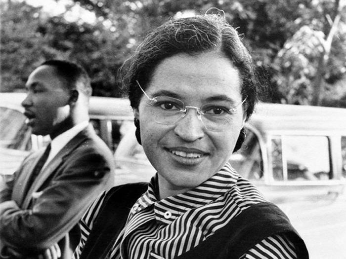 Rosa Parks Martin Luther King szegregáció buszbojkott kultúra true story