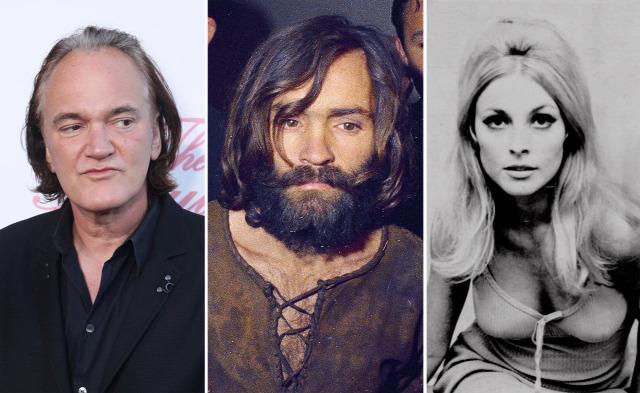 440ebf3b84 mozi film Quentin Tarantino Sharon Tate Roman Polanski Brad Pitt Charles  Manson Manson-szekta Leonardo