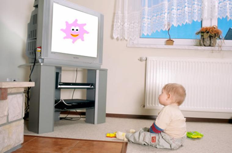 tv gyereknek tv babának mozgásszegény életmód gyerek tv-műsorok baba tv-műsorok káros televízió baba gyerek egészség életmód