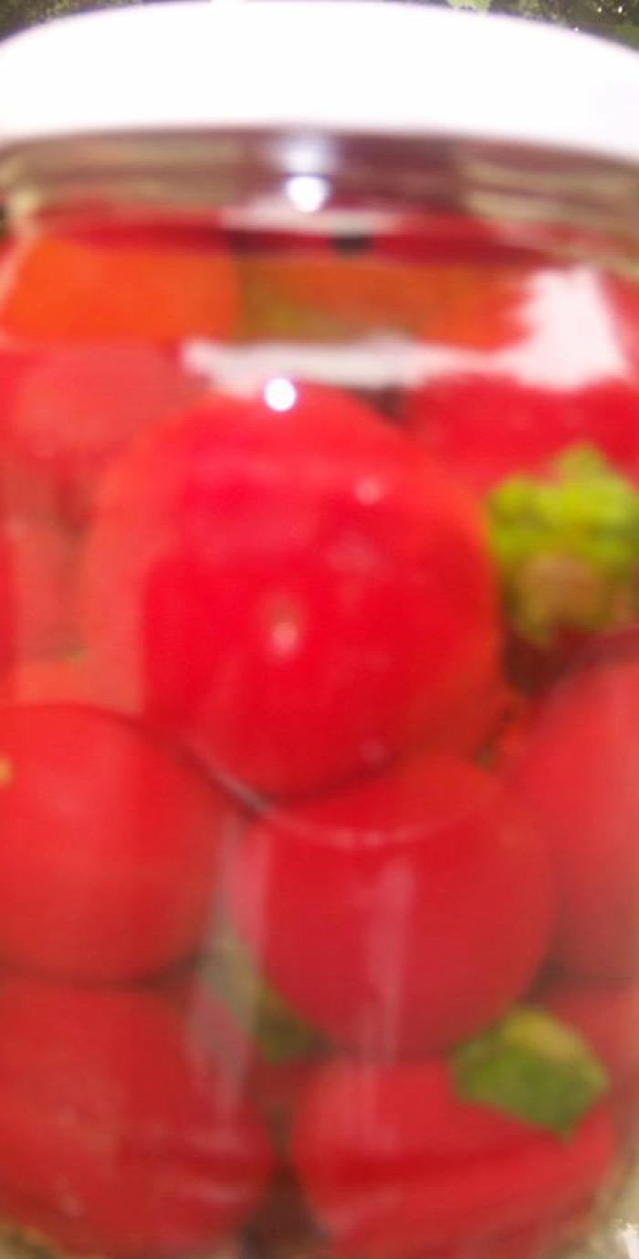 savanyúság cseresznyepaprika tartósítószermentes