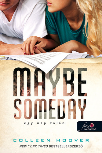Colleen Hoover - Maybe Someday