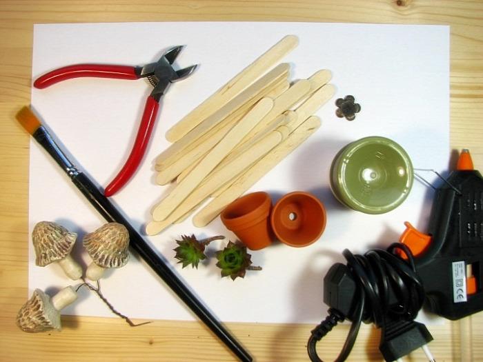 kert  kerti dekoráció spatula