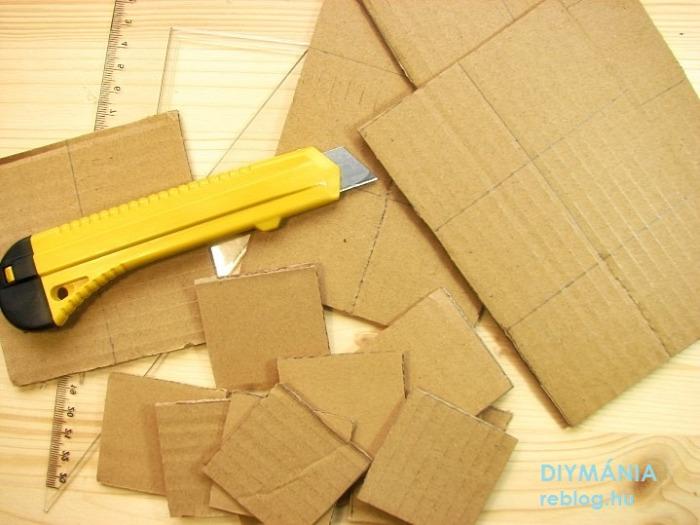 papír  újrahasznos   játék