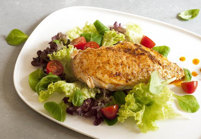 főzz magad  EXPRESSZ KAJÁK gyors egészséges természetes csirkemell