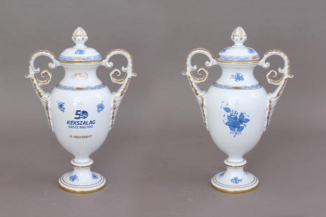 50. Kékszalag Erste Nagydíj  Kékszalag  Herendi  Herendi Porcelánmanufaktúra
