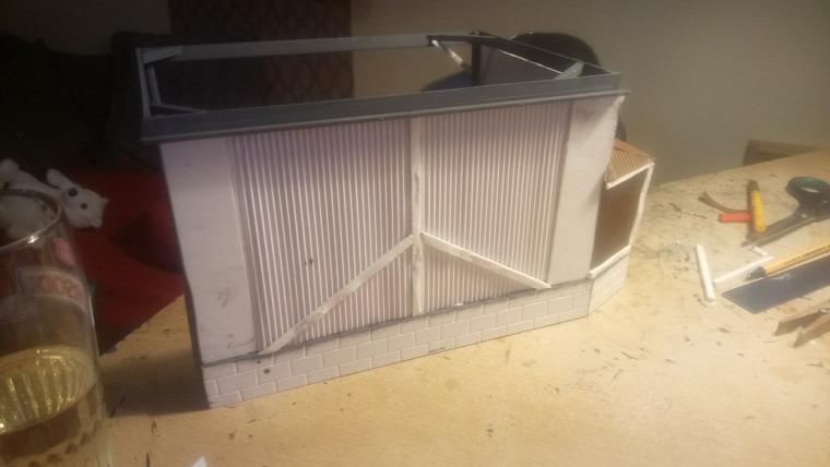 diorama sketchbuild diy scalemodel weatheredmodels