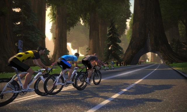 Gravel  zwift  kerékpár