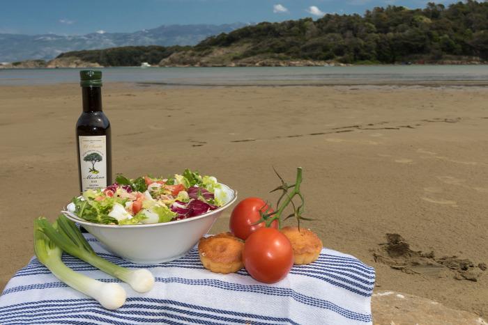 piknik saláta nyaralás pihenés könnyed gyors egyszerű tápláló finom tonhal