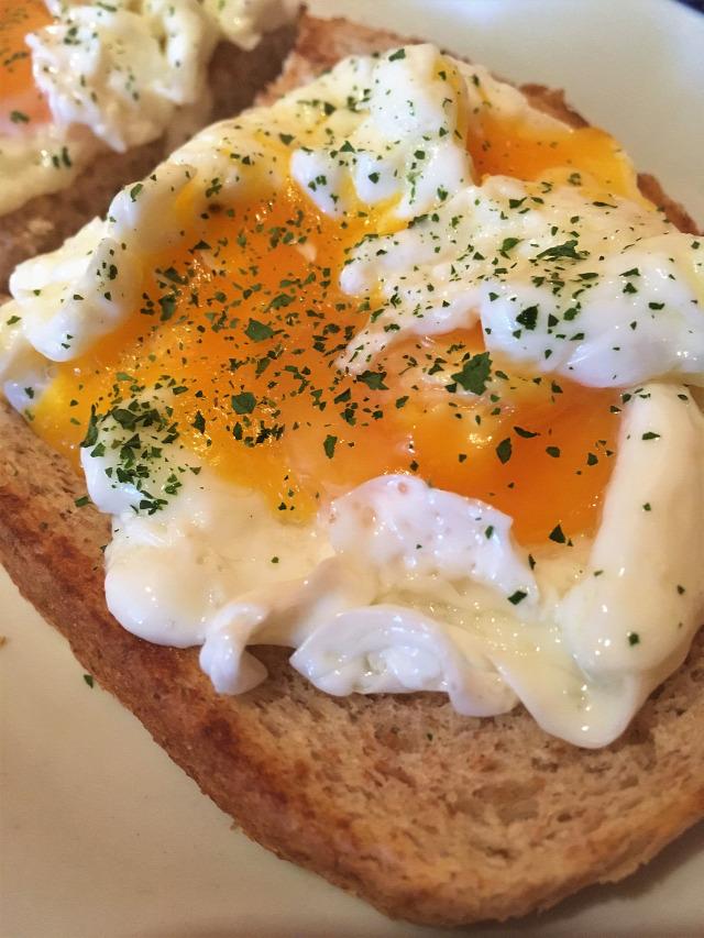 reggeli tojás bacon zabkása cukormentes gyors alma banán