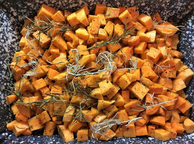 csirke keleti egyszerű gyors méz édesburgonya fűszeres