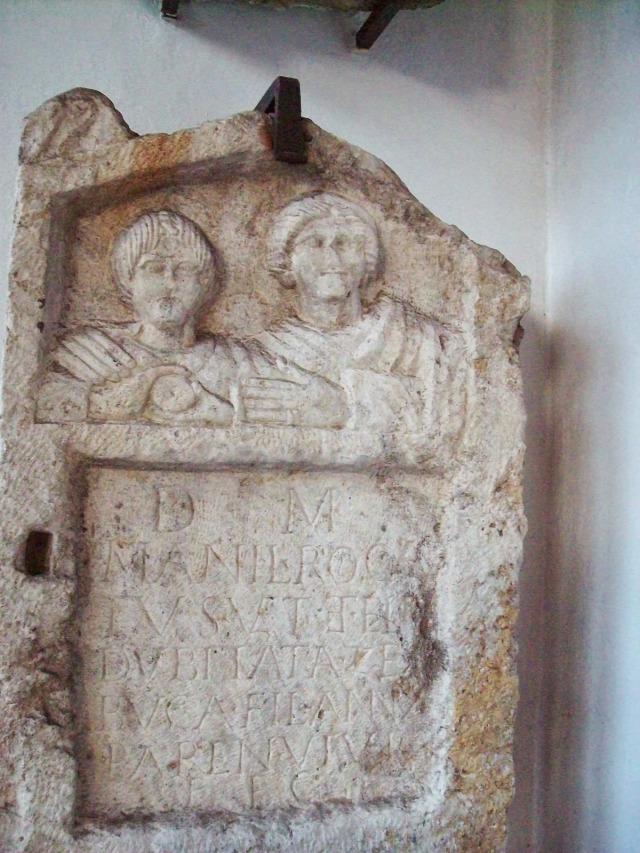 sírkő sírfelirat latin Aquincum