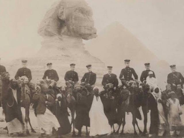 Egyiptom Szfinx