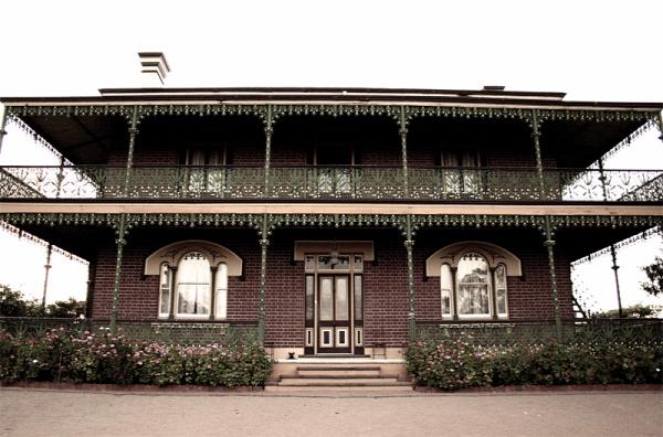 érdekesség paranormális szellem hely ház szanatórium kórház