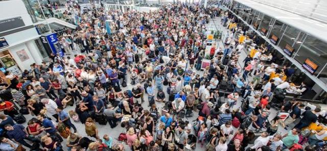 budapest ferihegy liszt ferenc repülőtér lezárás repülőtér