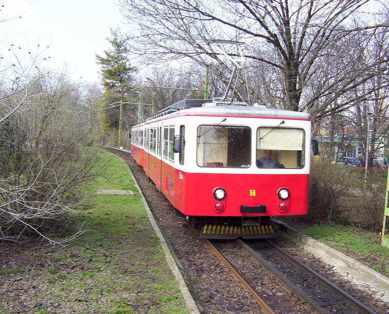 144 éves a fogaskerekű  első villamosított fogaskerekű  közlekedés történet  BKV  BKK  fogas  Budapest