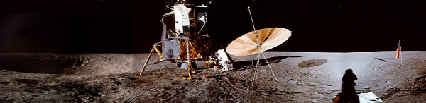 Apollo-12 Surveyor-3