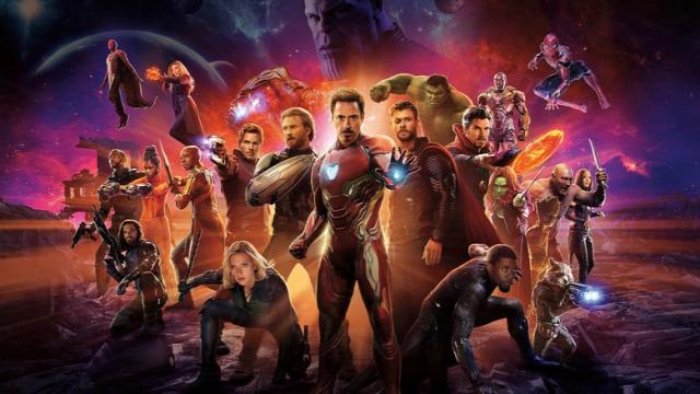 vengadores: infinity war cines hd primera™ 〘blu-ray〙 completa