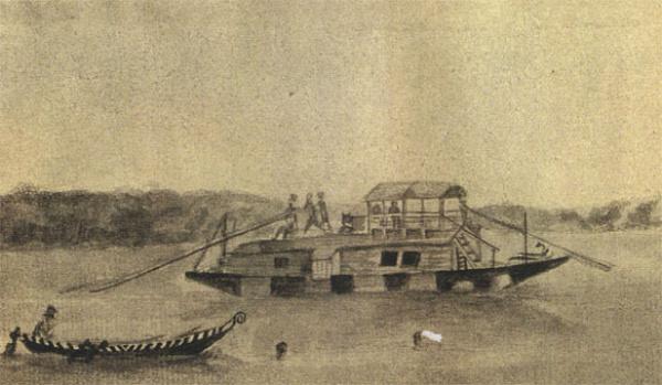 Duna hajó D11 D12