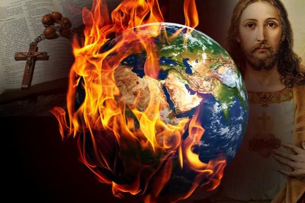 rejtélyek vallás biblia világvége jelenések könyve apokalipszis jános