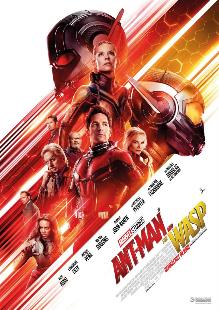 KinoDE}! Ant-Man And The Wasp 2018 Ganzer Film Ansehen