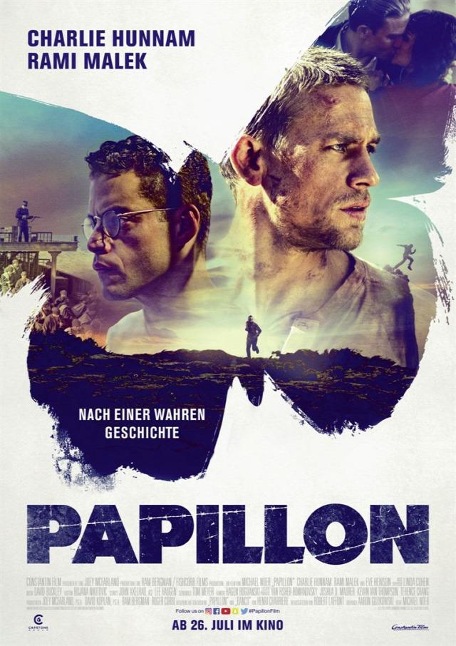 Papillon Ganzer Film Deutsch