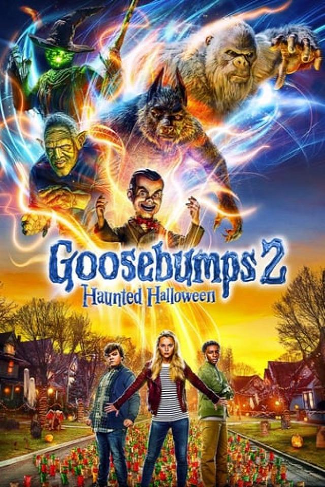 123MOVIE-FREE! Watch GOOSEBUMPS 2 (2018) WatCH Full ONLINE Movie -HD - Megaflix95-03