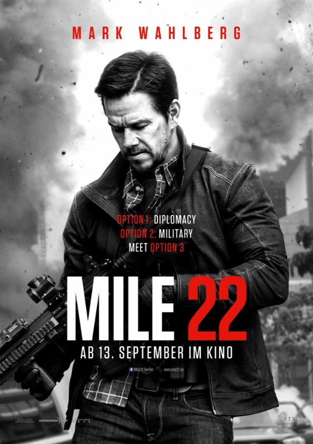 Mile 22 Stream German