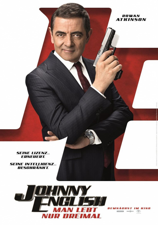 Johnny English 3 Ganzer Film Deutsch