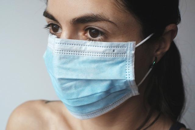 Szájmaszk Koronavírus Szájmaszk viselése Szájmaszk helyes használata