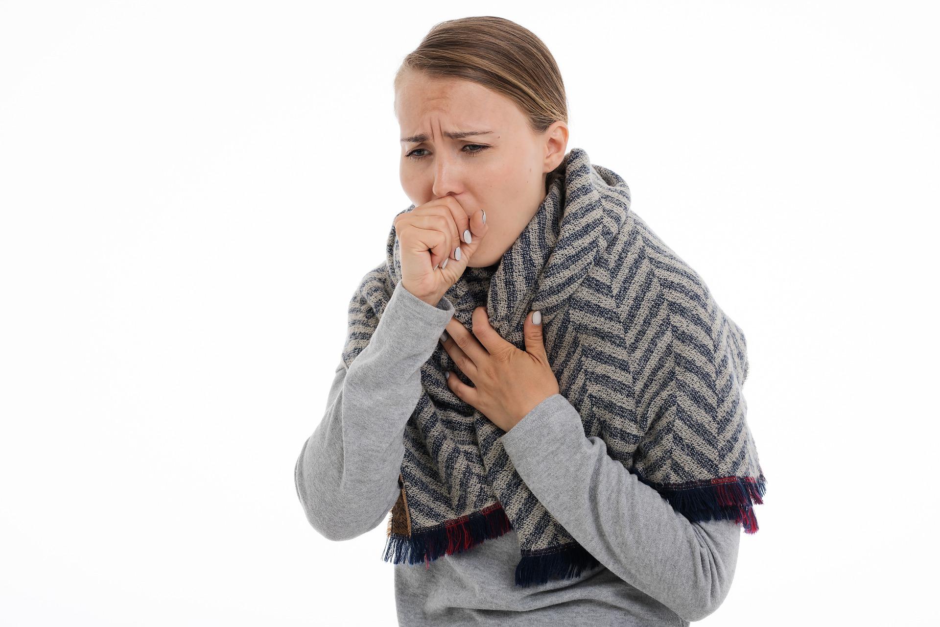 Köhögés koronavírus