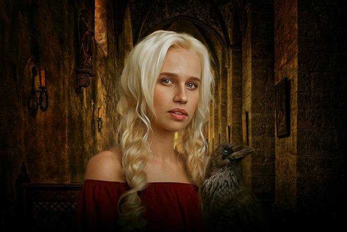 Daenerys Stroke