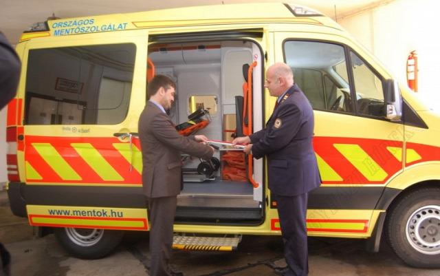 #mentőszolgálat #egészségügy #belügyminisztérium #bedrosrobert #112
