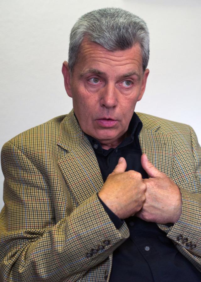 Éger István Magyar Orvosi Kamara elnök hazudik