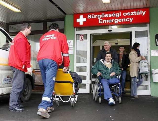 sürgősségi ellátás triage sürgősségi osztály kórház háziorvos orvoshiány ápolóhiány egészségügy