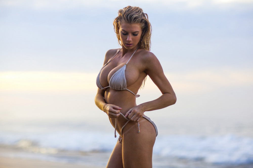 Charlotte McKinney Tyler Kandel