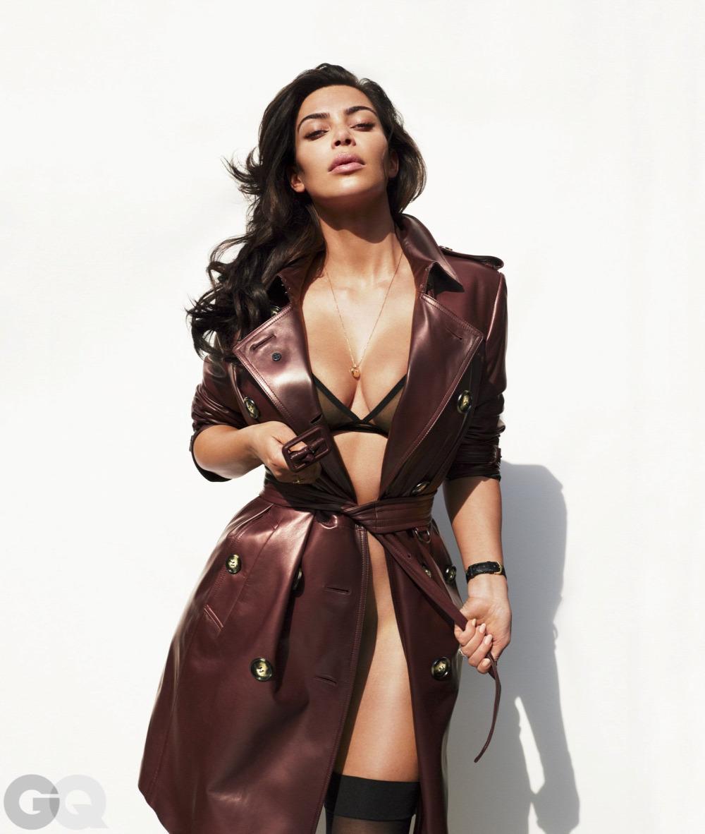 Kim Kardashian GQ